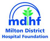 Milton District Hospital Foundation Logo