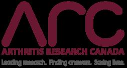 Arthritis Research Canada logo