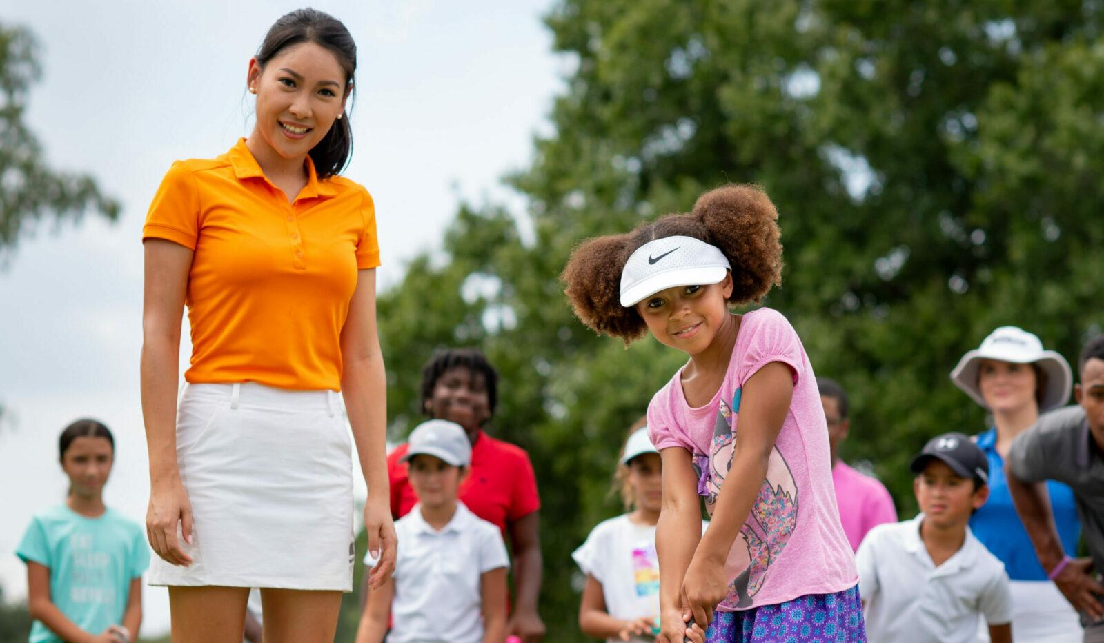 Increasing Diversity in Golf