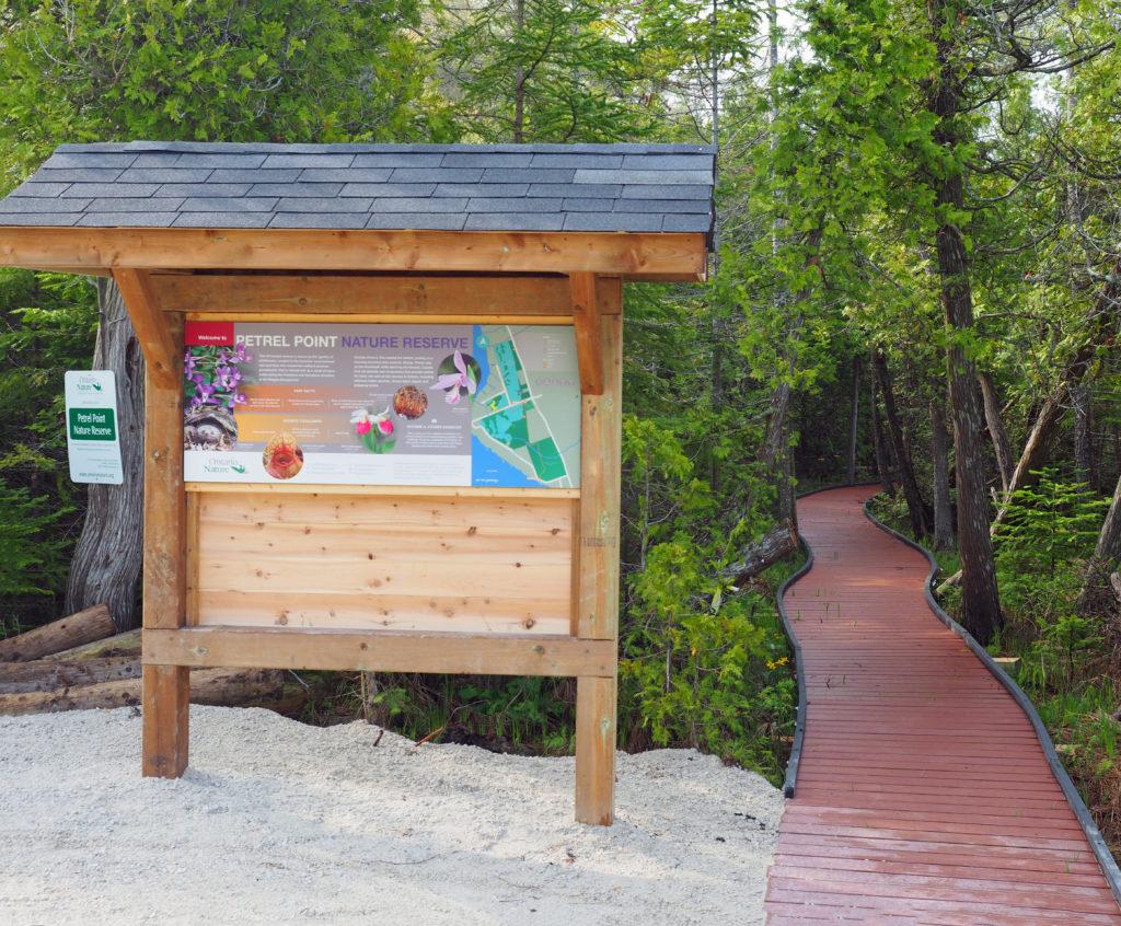 Petrel Point Ontario