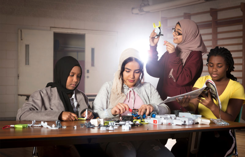 YWCA Hamilton empowers young women working and studying in stem field