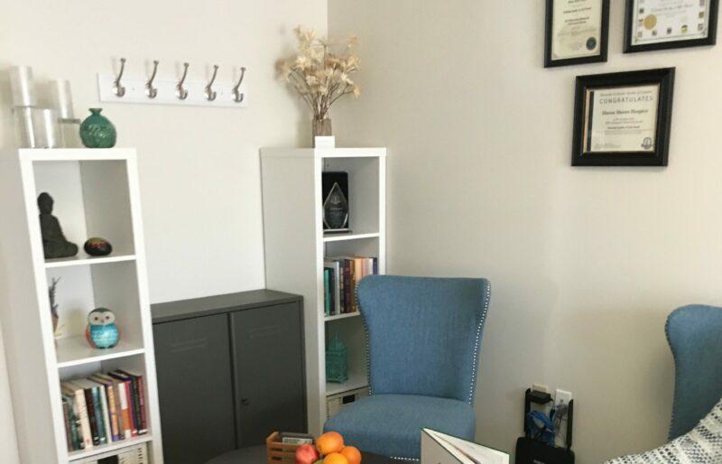Trillium Suite Sitting Area