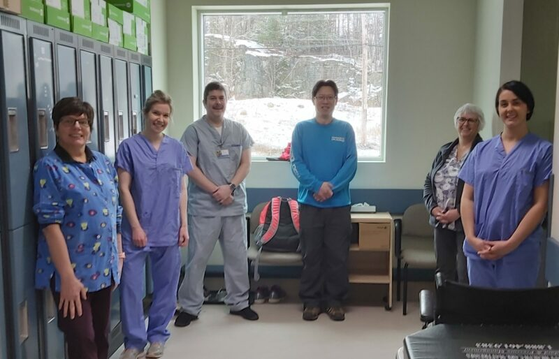 We are your hosptial - Cobequid Foundation