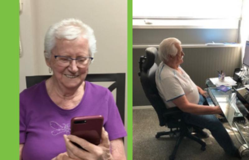 Socially Connected Seniors