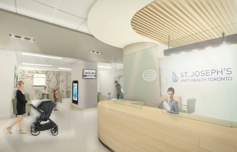 St. Joseph's Health Centre - make your legacy gift today!