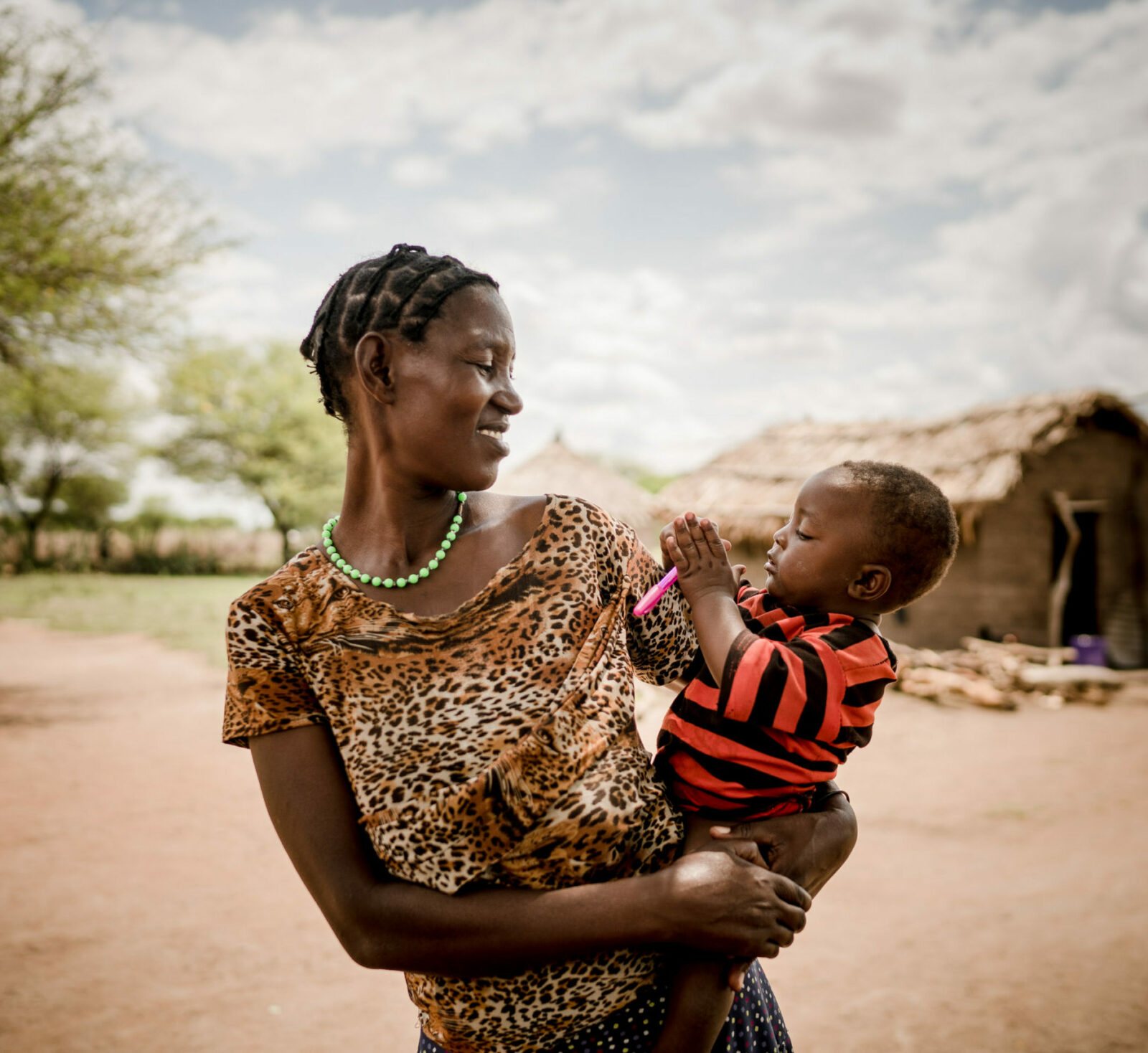 Putting health in the hands of mothers in Africa