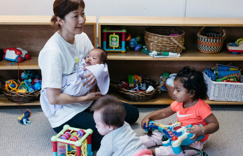 YWCA Metro Vancouver - Emmas Child Care