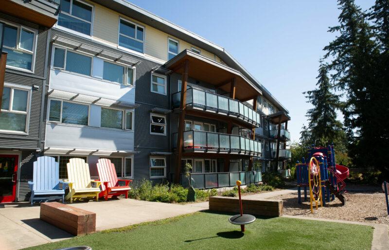 YWCA Metro Vancouver - Alder Gardens Housing Community