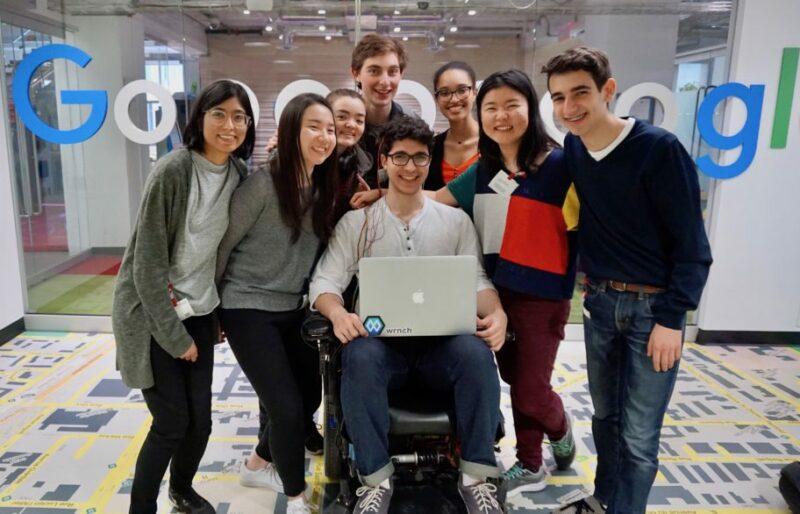 The McGill NeuroTech team