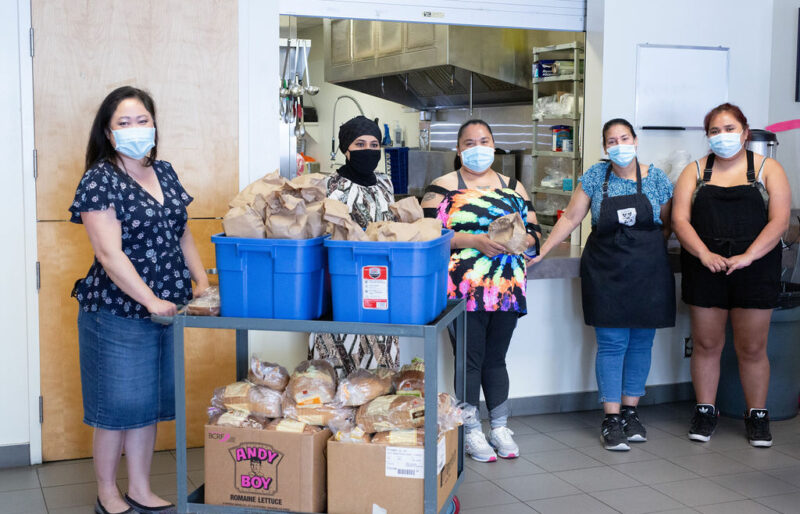 YWCA Metro Vancouver - CTC Food Program
