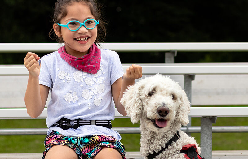 Autism Assistance Dog Guide