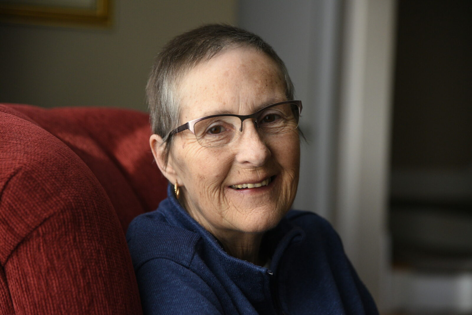 Hospice living well at home