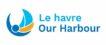 Our Harbour / Le havre Logo