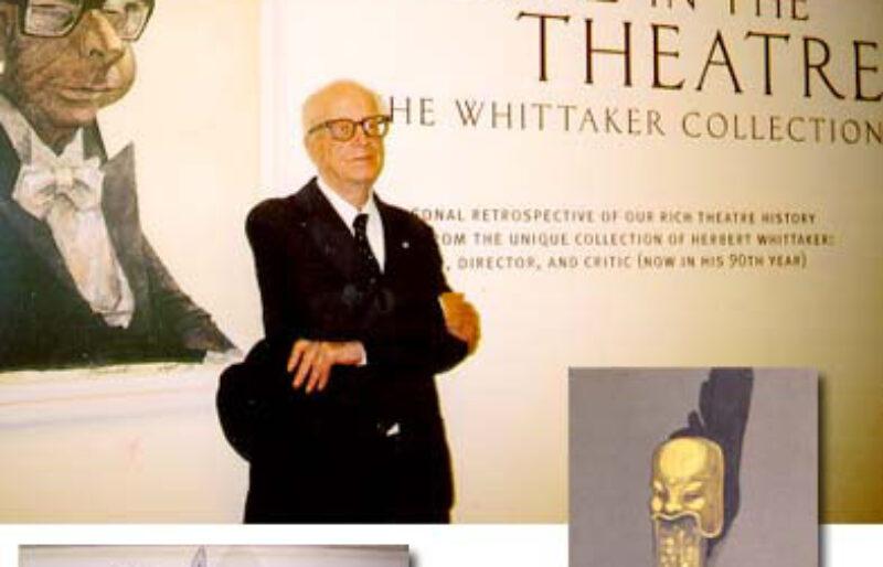 Theatre Museum Herbert Whittaker