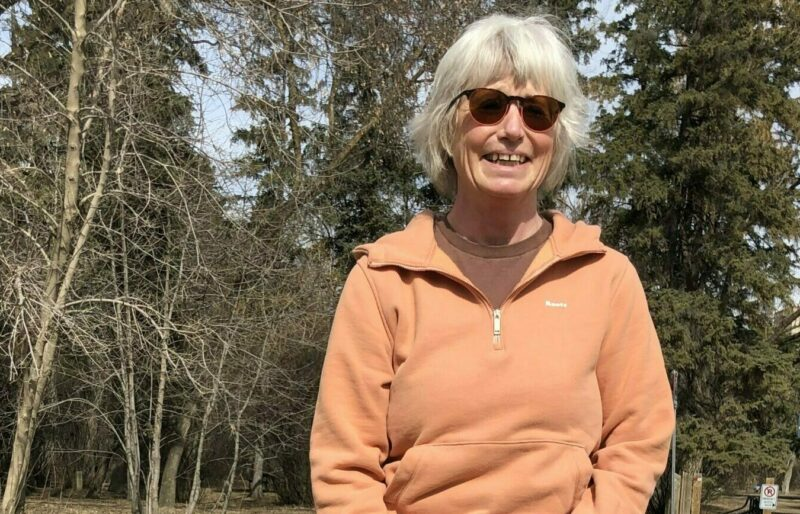 Jill Kelland left a gift in her will for mental health