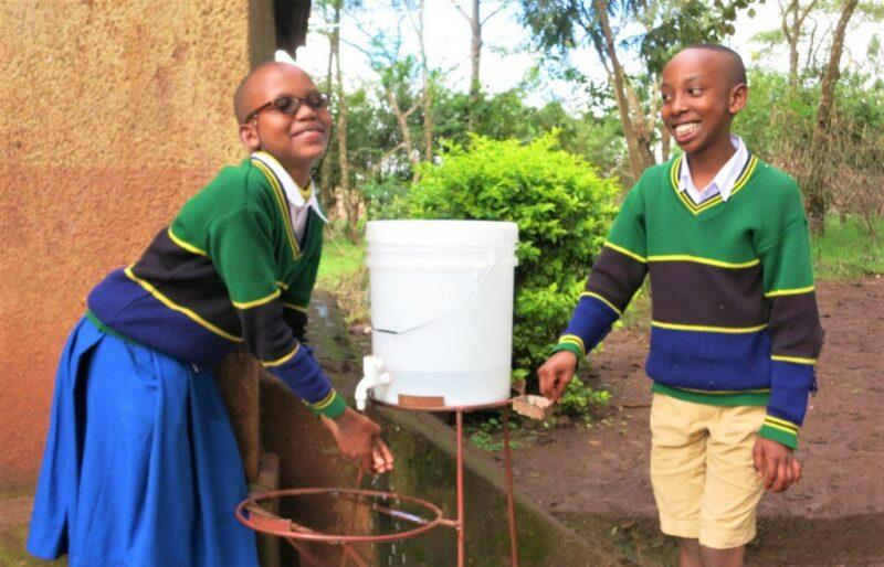 School children Tanzania